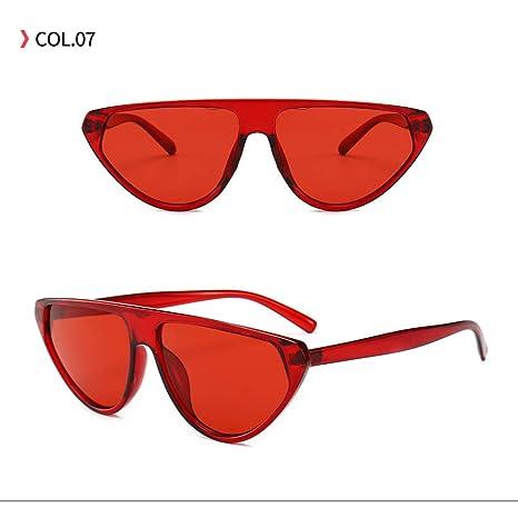 Yangjing-hl Gafas de Sol atmosféricas Boutique Fashion ...