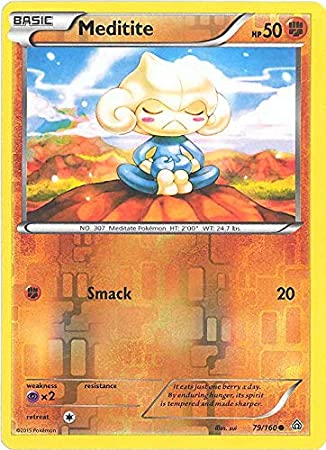 Pokemon BARBOACH 39//160 MINT XY Primal Clash Rev Holo