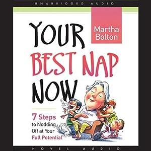 Your Best Nap Now Audiobook