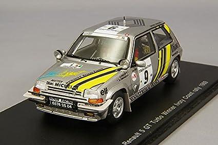 Spark – S3859 – Renault R5 GT Turbo – Rally de Cote de Marfil 1989 –