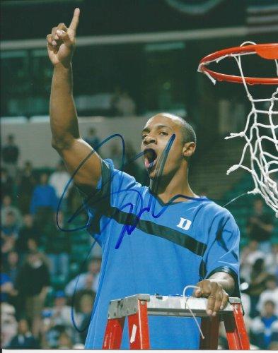 Autographed Jay Williams Duke Blue Devils 8x10 - Blue Duke Photo 8x10 Devils