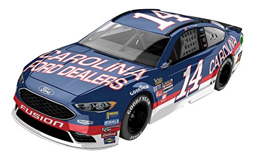 Pedal Car Plans - Lionel Racing Clint Bowyer #14 Carolina Dealers Darlington 2017 Ford Fusion 1:64 Diecast Car