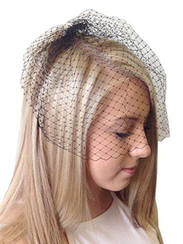 Short wedding veil formal ceremony product image