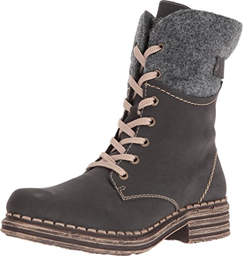 rieker-womens-y9604-schwarz-granit-grau-burlington-filz-felt-boot