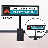 Advantus People Pointer Cubicle Sign 75334 AVT75334