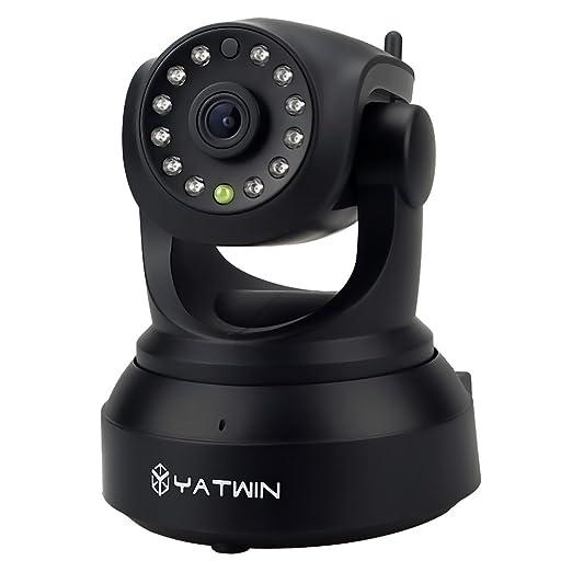 11 opinioni per [Versione Aggiornata] Telecamera di Sorveglianza WIFI YATWIN Telecamera IP