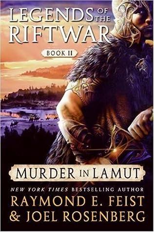 book cover of Murder in Lamut