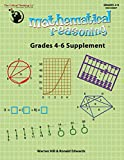 img - for Mathematical Reasoning, Grades 4-6 Supplement book / textbook / text book