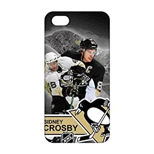 NHL Sidney crosby 3D Phone Case For Iphone 5/5S Cover