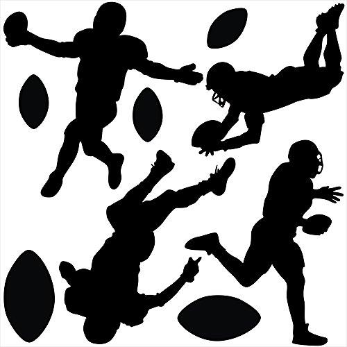 Football Decal Set - 7