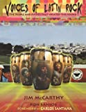 Voices of Latin Rock, McCarthy Jim, 063408061X