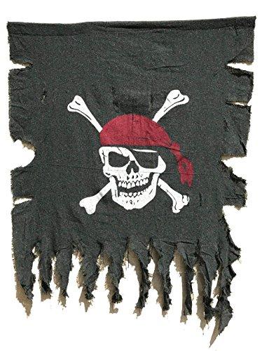 Hanging Pirate Prop - Halloween Wall Door Porch Corridor Props Hanging Pirate Flag 35