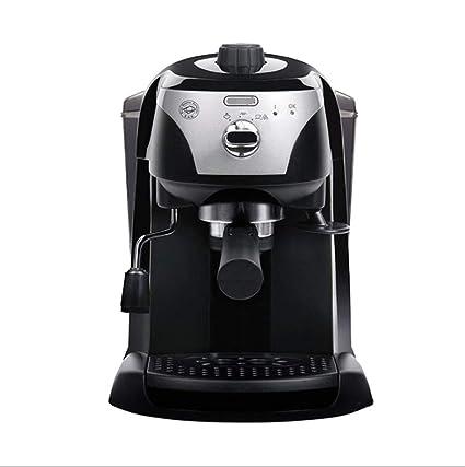 WEATLY Máquina de café de Bomba semiautomática FUYZB Home, máquina de café Espresso (Color
