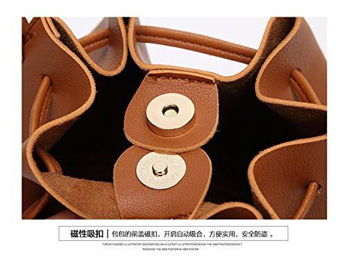 Pequeña Bandolera Portátil Bag Crossbody Hxkb Bolso wqX1xv