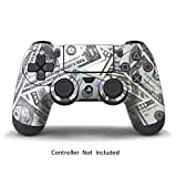 PS4 Controller Designer Skin for Sony PlayStation 4 DualShock Wireless Controller – Big Ballin For Sale