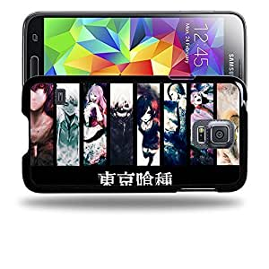 Case88 Designs Tokyo Choul Protective Snap-on Hard Back Case Cover for Samsung Galaxy S5