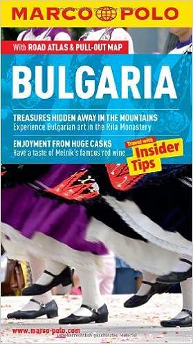 Bulgaria Marco Polo Pocket Guide Marco Polo Travel Guides