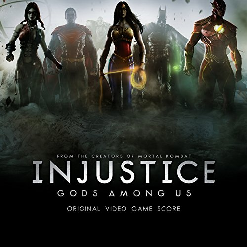 Injustice: Gods Among Us! - Or...