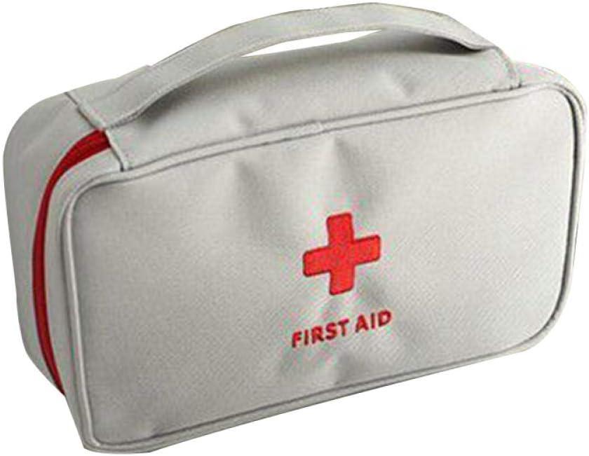 Fuqiang Erste Hilfe Familienmedizin Aufbewahrungsbox-Big rote Haushaltsmedizin