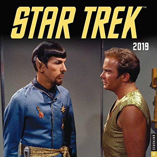 Star Trek 2019 Wall Calendar: The Original Series