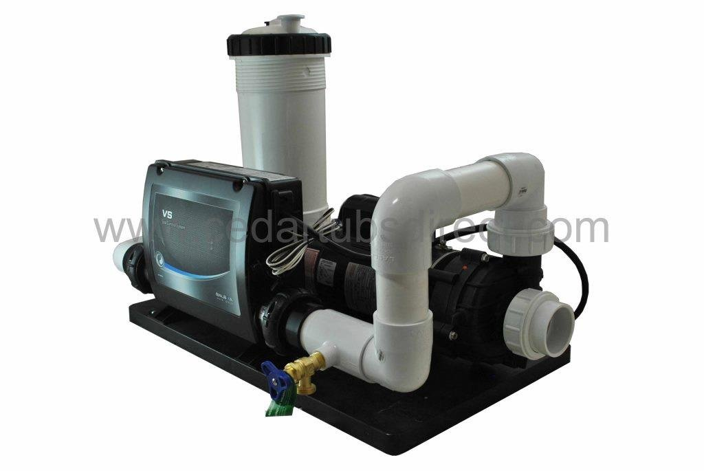 Balboa Spa System - 1.5 HP Pump, 1.5 Kw Heater, 50 ft - 120 VAC by Northern Lights Group
