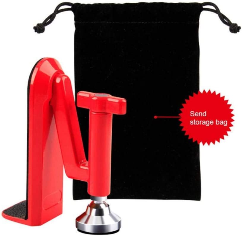 bloquearPortable Door Lock Home Hotel Security Locks Self-Defense Door Stop Travel Personal Protection Portable Security Device