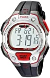 Timex Men's T5K6899J Ironman Traditional 50-Lap Spot Watch with Black Resin Band