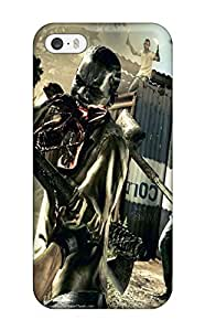High Quality Resident Evil Case For Iphone 5/5s / Perfect Case