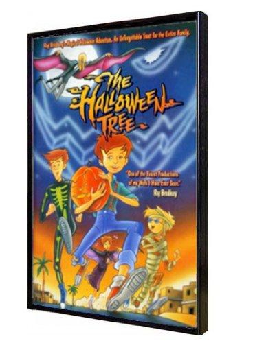 The Halloween Tree (1993) DVD with Leonard Nimoy & Ray Bradbury -