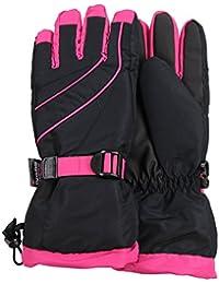 Women's Waterproof/Thinsulate Lined Ski Glove