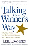 Talking the Winner's Way, Lowndes, 1567314317