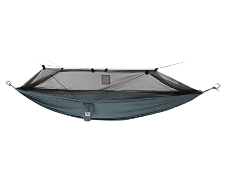 Twisted Root Design Big Mozzi Hammock, Smoke Grey