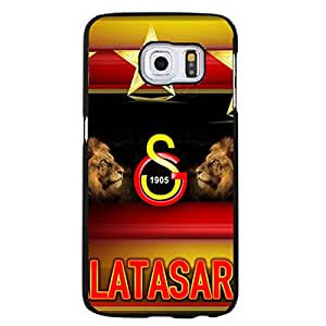 Samsung Galaxy S6 Edge Plus Galatasaray Football Logo Phone Case Custom Special Fc Logo Galatasaray Back Case Cover (Soccer Design For Fans)