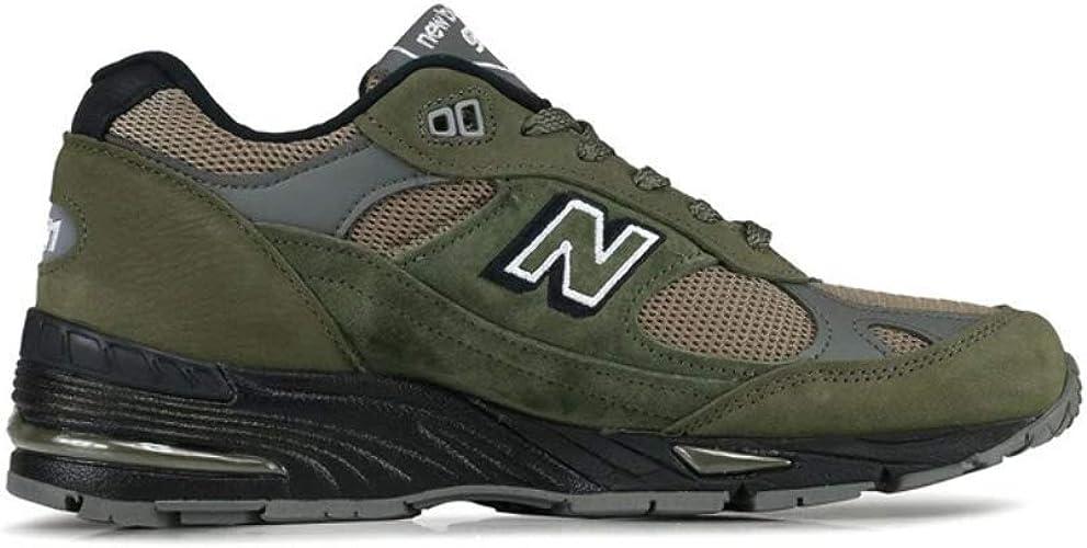 chaussure new balance femme kaki