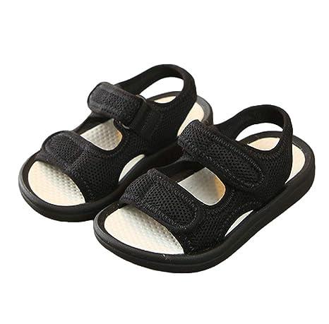 Kids Boy Girl Sandals Children Fashion Beach Slippers Breathable Shoes Convenien