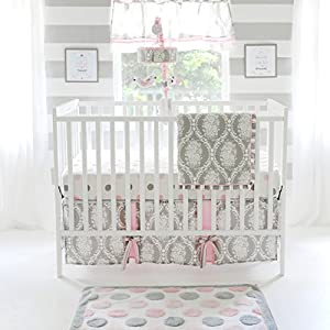 51Yo01MX3eL._SS300_ Nautical Crib Bedding & Beach Crib Bedding Sets