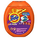 HEALTH_PERSONAL_CARE  Amazon, модель Tide PODS 3 in 1 HE Turbo Laundry Detergent Pacs, Spring Meadow Scent, 81 Count Tub - Packaging May Vary, артикул B01BUNHFQM