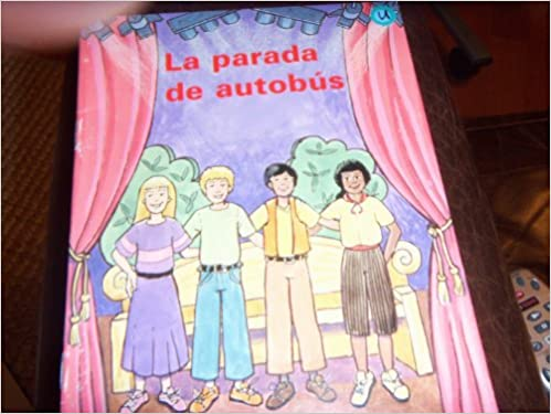 Biblioteca de eBookStore: Harcourt School Publishers Trofeos: Blw-LVL: Parada/Autobus G6 Parada/Autobus (Trofeos 03) en español PDF