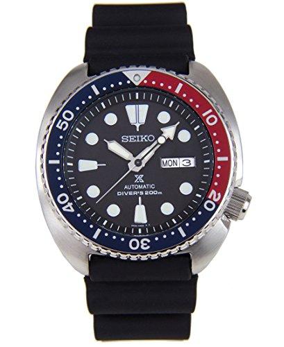 Seiko SRP779 Prospex X Automatic Rubber Strap Pepsi 200M Diver's Men's Watch