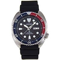 Seiko Men's Prospex X Automatic Rubber Watch