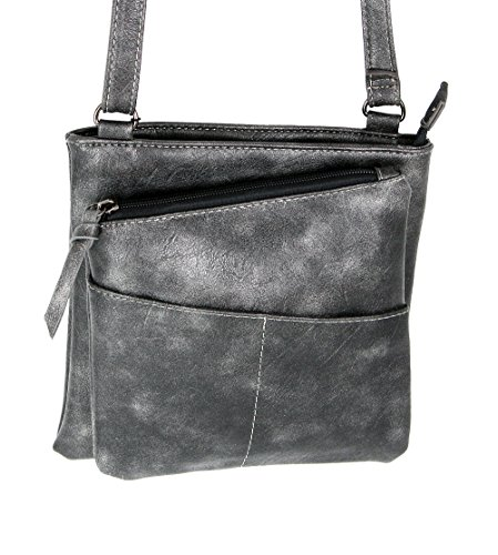 Metallic Body Black Women's Jones Cross Bag Jennifer qtnwXOPt