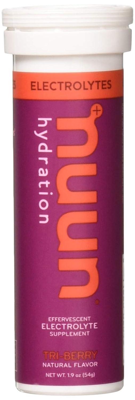 Amazon.com: Nuun activo: Tri-Berry bebida mejorada con ...
