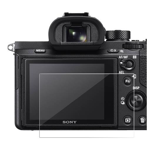 ProOptic Glass Screen Protector for The Sony Alpha a7II, a7RII & a7SII Mirrorless Digital Camera