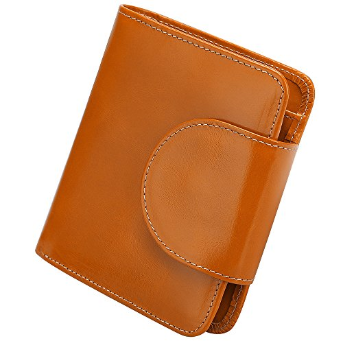 SALE S ZONE Genuine Leather Compact