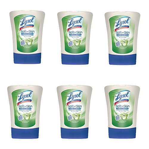 Lysol No Touch Hand Soap Refill - 3