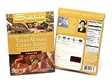 Sukhis B44839 Sukhis Gluten-Free Tikka Masala Sauce – 6x3Oz