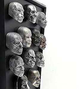 Noble Collection nn7396–Harry Potter Colección Máscaras dei mangiamorte