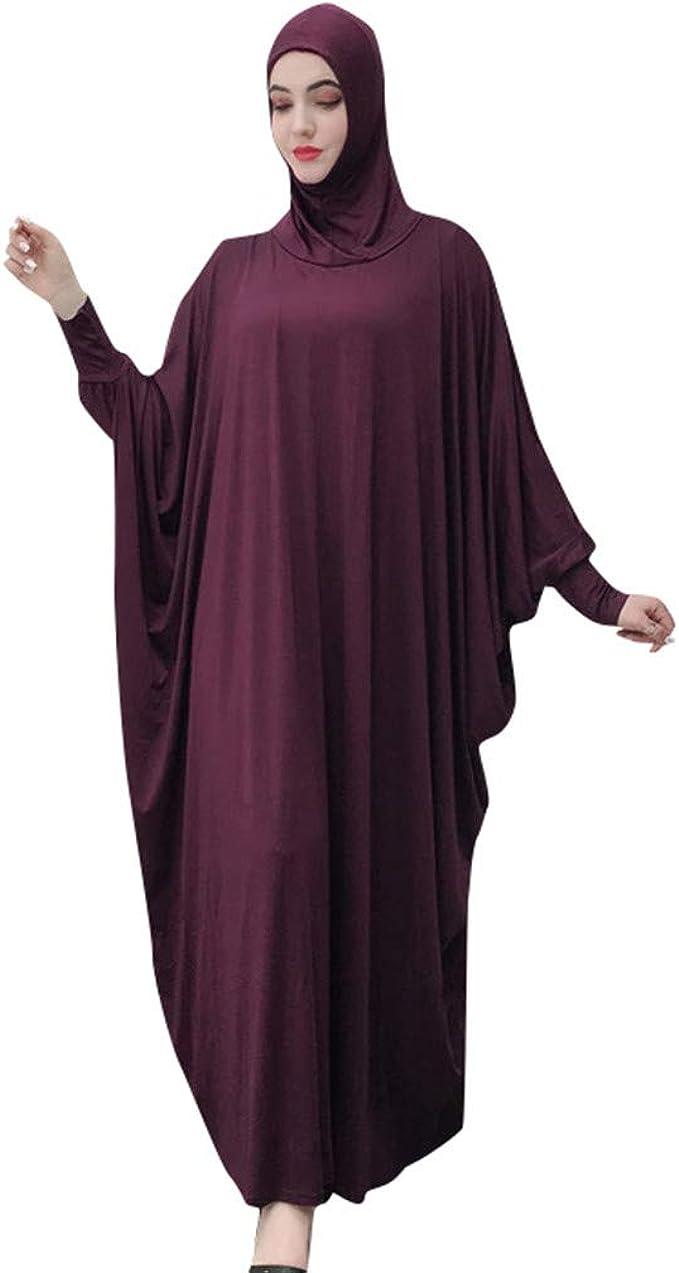 Robe Musulmane Femme Turque POPLY Moderne Grande Taille Pas Cher Festival du Ramadan Dubai Kaftan Abaya Femme Musulmane Noir Robe Islamique Mariage Musulman Robe De Soiree Caftan Femme Oriental