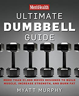 Mens Health Ultimate Dumbbell Guide ebook product image