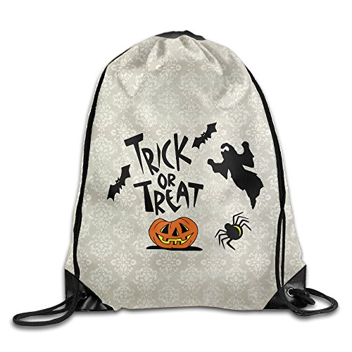 World Traveller Costume (BERTHA Unisex Trick Or Treat Drawstring Beam Port Beam Port Backpack)